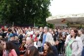 16.06.2014 Public Viewing Geilenkirchen Marktplatz
